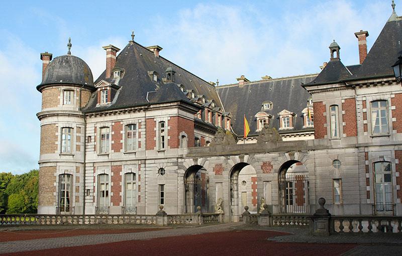 La visite du Château de Belœil | Château de Belœil